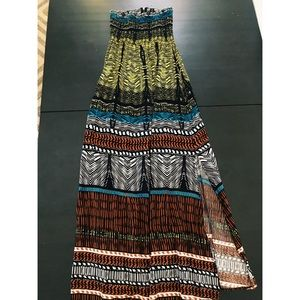 Xhilaration Maxi Dress S